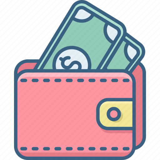 bank, cash, dollar, finance, money, payment, wallet icon