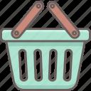 basket, buy, cart, online, sale, shop, shopping icon