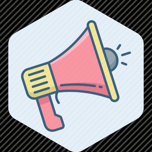 audio, media, music, sound, speak, speaker, volume icon