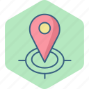 gps, locate, location, map, navigation, sign, us icon