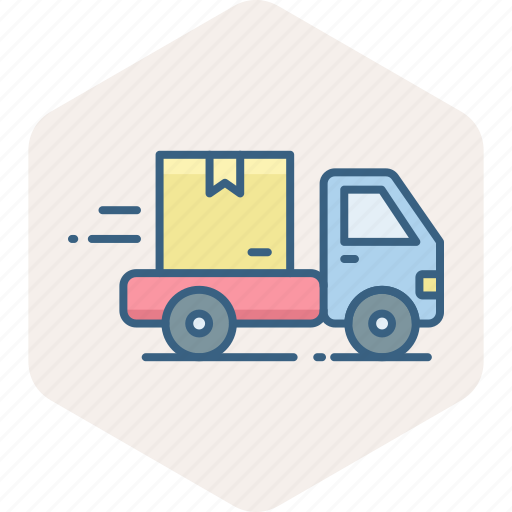 delivery, free, road, shipping, transport, truck, vehicle icon