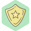 buyer, insurance, privacy, protection, safety, security, shield icon