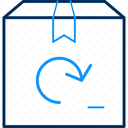 box, delivery, package, parcel icon