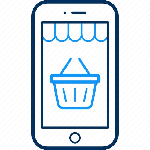 app, buy, cart, mobile, online, shop, shopping icon