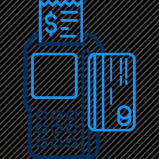Atm, card, machine, swipe, billing icon - Download on Iconfinder