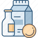 breakfast, cooking, food, kitchen, meal, restaurant icon