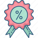 buy, discount, offer, percent, percentage, shop, shopping icon