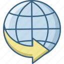 abroad, browser, online, optimization, seo, service, services icon