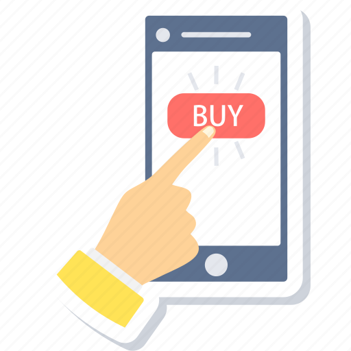 app, buy, ecommerce, mobile, online, shop icon