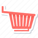 buy, cart, ecommerce, shopping, trolley icon