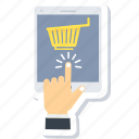 buy, click, cart, ecommerce, online, shopping