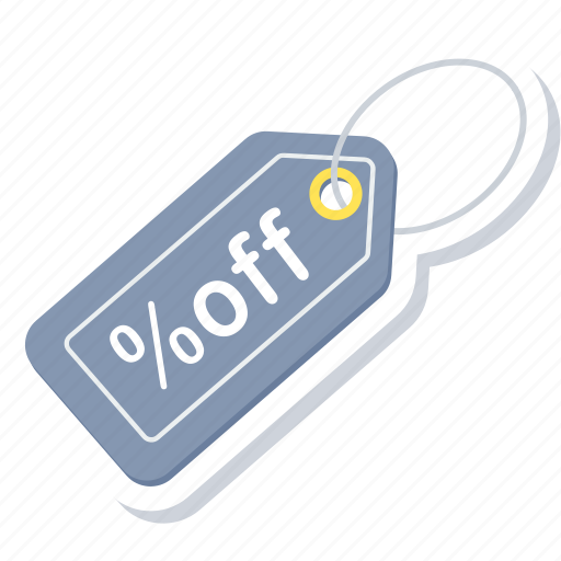 discount, percent, percent tag, price tag, sale, shop, tag icon
