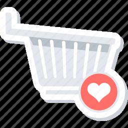 add to wishlist, bookmark, favorite, favorites, favourite, trolley, wishlist icon
