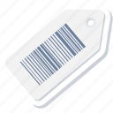 tag, price, barcode, label