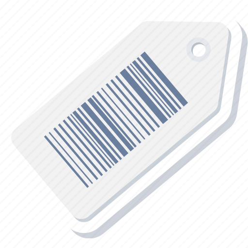 barcode, label, price, tag icon