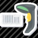barcode, scanner, scan, bar code, product, sku, upc