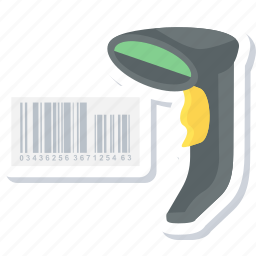 bar code, barcode, product, scan, scanner, sku, upc icon