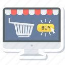 buy, now, ecommerce, online, shop icon