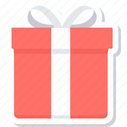box, gift, gift box, package, present, shop, surprise icon