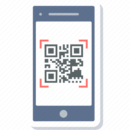 bar code, barcode, code, coding, qr code, qrcode, scan code icon