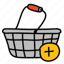 add, cart, checkout, shop, shopping icon