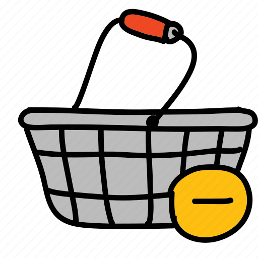 cart, delete, remove, shop, shopping icon