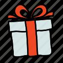 shopping, cadeau, gift