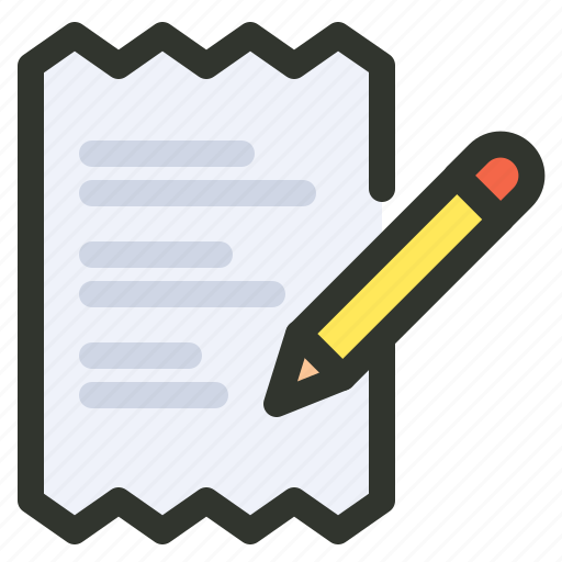 Notes, order icon