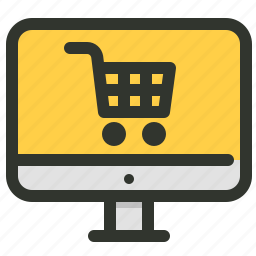 ecommerce, online, shop, store icon
