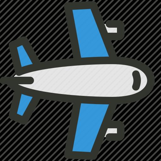 international, shipping icon