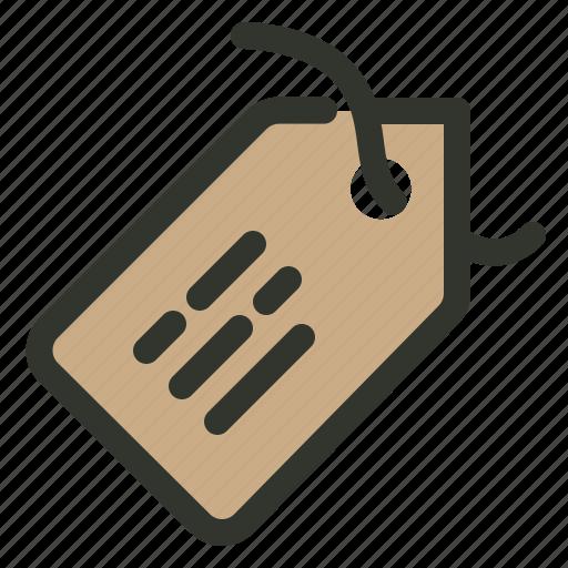 label, price, tag icon
