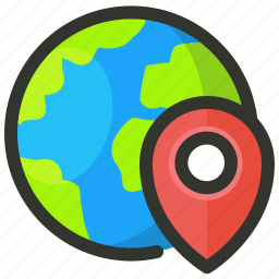 location, order, track, tracking icon