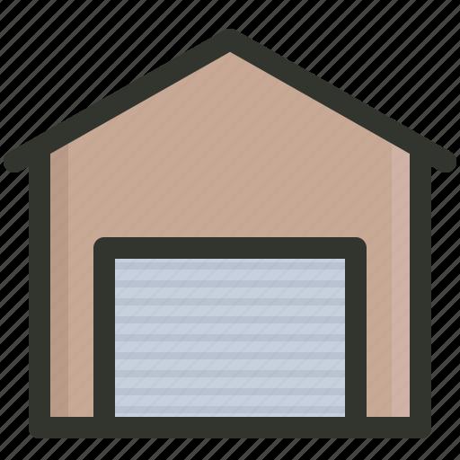 cargo, logistics, storage, warehouse icon