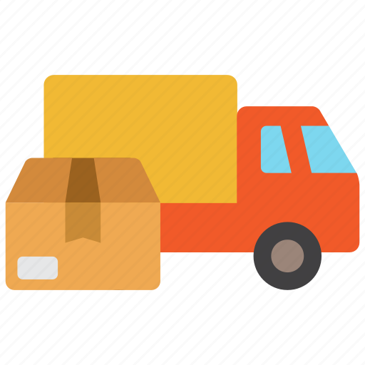 Shipping, truck, transport, transportation icon - Download on Iconfinder