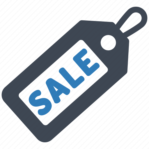 sale, shopping, tag icon