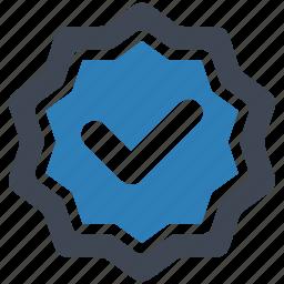 assurance, guarantee, quality, warranty icon