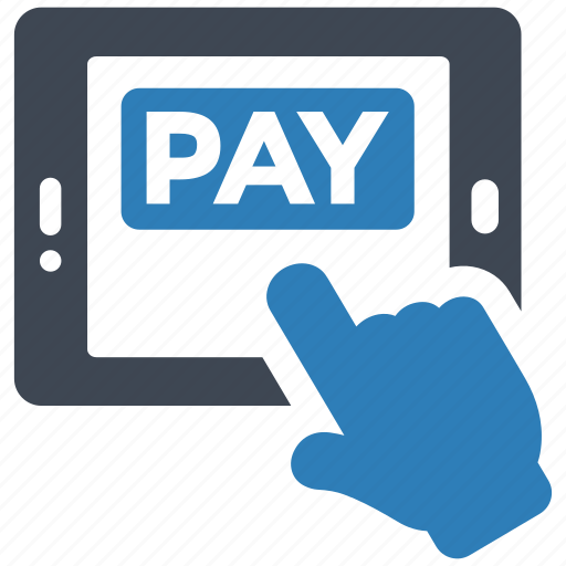 online, pay, payment icon