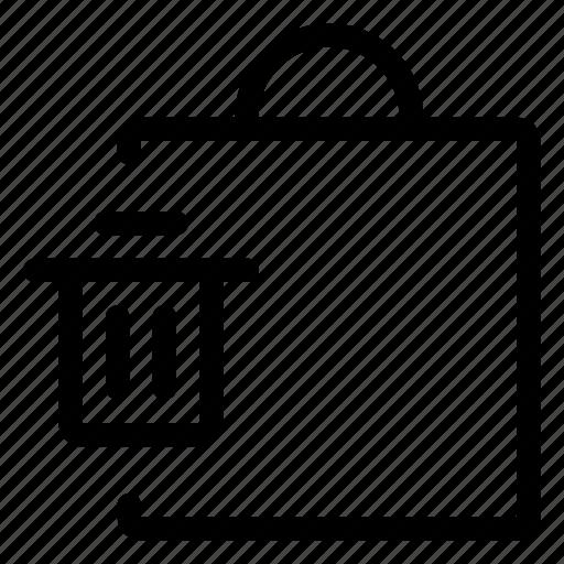 bag, cart, ecommerce, promotion, shopping, store icon
