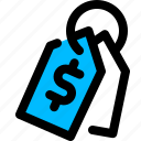 price, special, tags icon