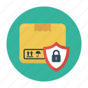 delivery, parcel, protection, secure, shield