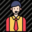 customer, operator, service, support