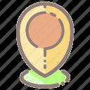 gps, location, navigation, pin, pointer