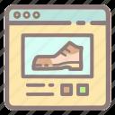 ecommerce, fashion, online, sale, shoes, shopping, web shopping