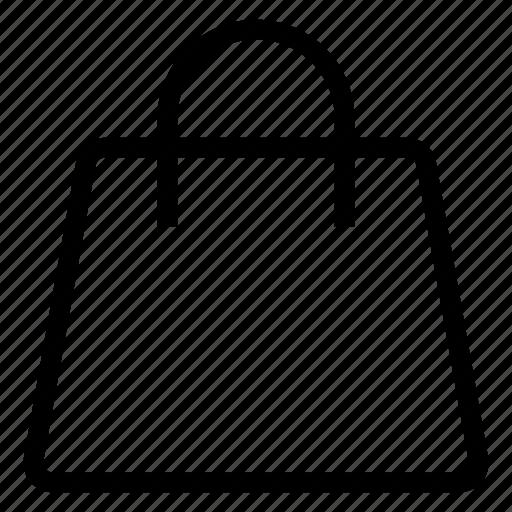 bag, bagpack, handbag, plasticbag, shopping, travelbag, womanbag icon