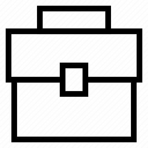 Bag, briefcase, business, case, design, portfolio, portfoliowebsite icon - Download on Iconfinder