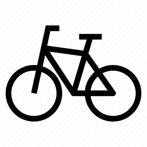 bicycle, bike, cycle, cycling, cyclist, sports, transport icon
