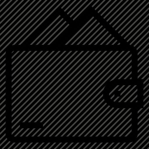 Cash, money, payment, pocket, purse, wallet, walleticon icon - Download on Iconfinder