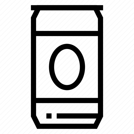 Sodacan, drink, sodabottle, softdrink, beer, soda, cola icon - Download