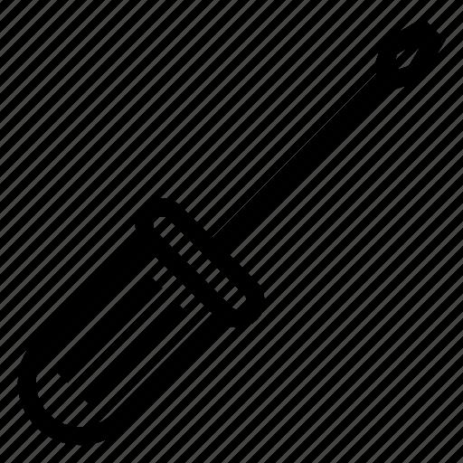 configration, construction, fix, screwdriver, setting, tool icon