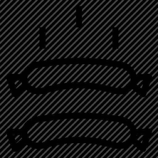 Cooking, food, frankfurter, hotdog, restaurant, sausage icon - Download on Iconfinder